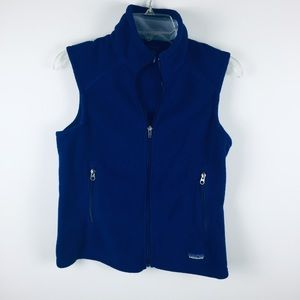 Patagonia Synchilla Ue Zip Up Fleece Vest Sz M